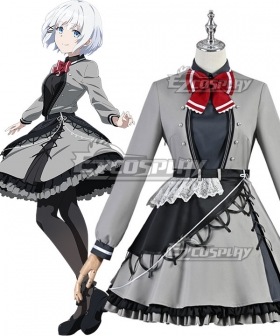 The detective is already dead Siesta Cosplay Costume