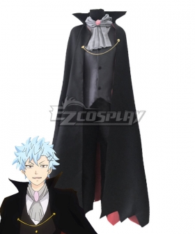 The Disastrous Life of Saiki K. Kaidou Shun Halloween Vampire Cosplay Costume