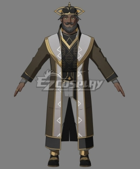 The Dragon Prince Ahling Cosplay Costume