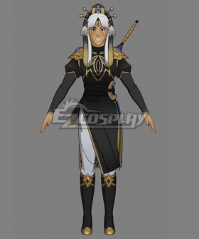 The Dragon Prince Annika Cosplay Costume