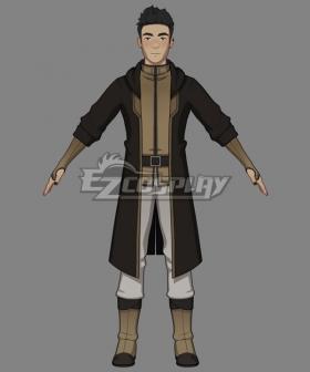 The Dragon Prince Crow Master Cosplay Costume