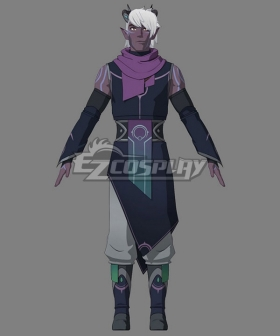 The Dragon Prince Ethari Cosplay Costume