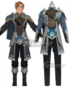 The Dragon Prince Gren Cosplay Costume