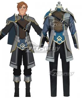 The Dragon Prince Gren Cosplay Costume