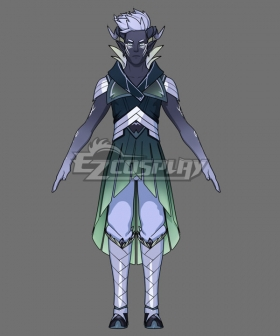 The Dragon Prince Ibis Cosplay Costume