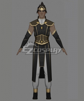 The Dragon Prince Kasef Cosplay Costume