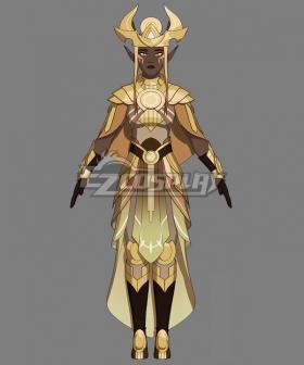 The Dragon Prince Khessa Cosplay Costume