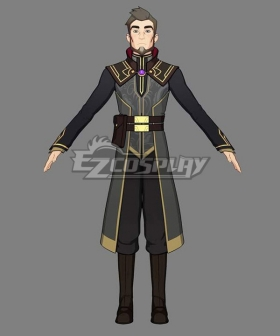 The Dragon Prince Lord Viren Cosplay Costume