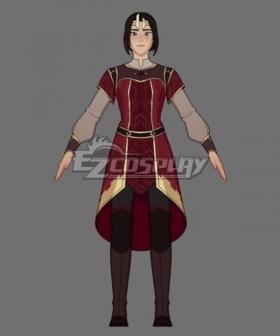 The Dragon Prince Queen Sarai Cosplay Costume