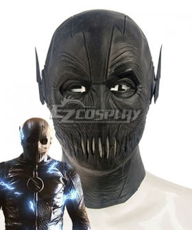 The Flash Zoom Hunter Zolomon Mask Cosplay Accessory Prop