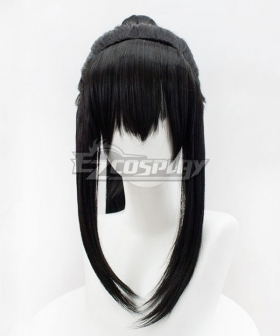 The Grandmaster of Demonic Cultivation Mo Dao Zu Shi Xue Yang Black Cosplay Wig