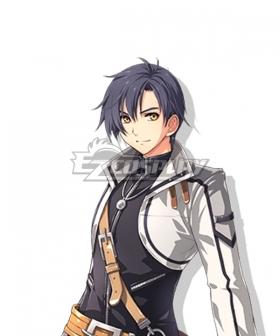 The Legend of Heroes - Hajimari no Kiseki Joshua Bright Blue Cosplay Wig