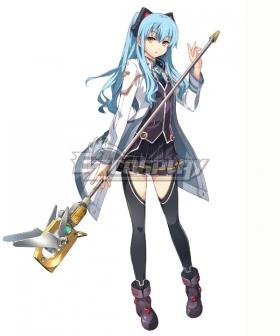 The Legend Of Heroes: Sen No Kiseki Eiyuu Densetsu Sen No Kiseki 3 Tio Plato Cosplay Costume