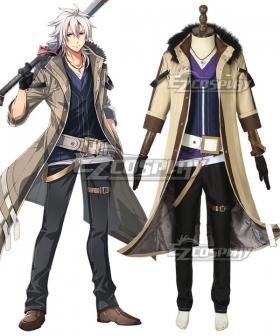 The Legend of Heroes: Sen No Kiseki IV: The End of Saga Crow Armbrust Cosplay Costume