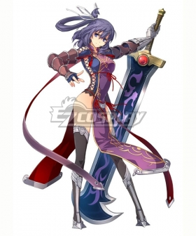 The Legend of Heroes: Trails of Azure Rixia Mao Cosplay Costume