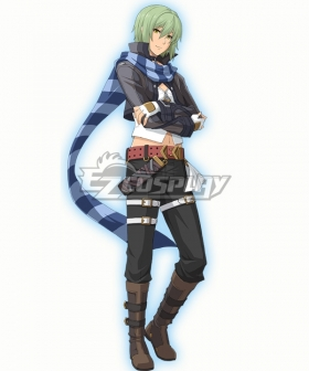 The Legend of Heroes: Trails of Azure Wazy Hemisphere Cosplay Costume