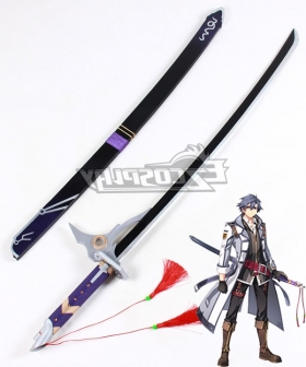 The Legend Of Heroes: Trails Of Cold Steel III Rean Schwarzer Sword Cosplay Weapon Prop