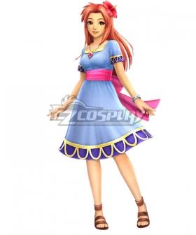 The Legend of Zelda: Hyrule Warriors Marin Cosplay Costume