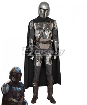 Star War The Mandalorian Boba Fett Cosplay Costume