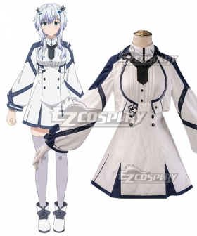 The Misfit of Demon King Academy Maou Gakuin Misha Necron Cosplay Costume
