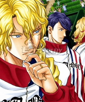 The Prince of Tennis II France Leopold Camus de Charpentier Cosplay Costume