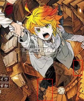 The Promised Neverland Emma Gilda Young Brown Cosplay Shoes