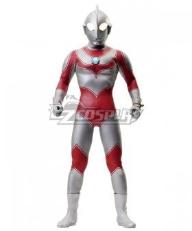 The Return of Ultraman Ultraman Jack Cosplay Costume