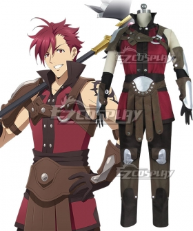 The Rising Of The Shield Hero L'Arc Berg Cosplay Costume