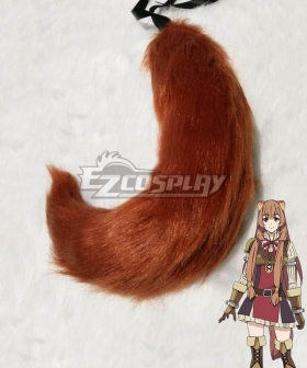 Raphtalia Plush Ear 65cm Tail Cosplay Props Anime The Rising Of The Shield Hero