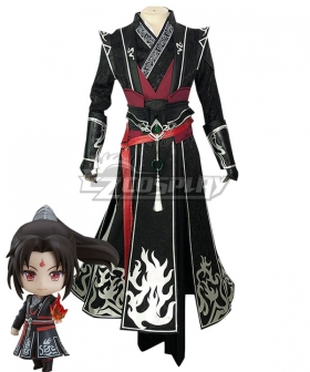 Scumbag System The Scum Villain's Self-Saving System Chuan Shu Zijiu Zhinan SVSSS Luo Binghe Cosplay Costume
