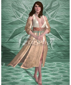 The Witcher 3 Corine Tilly Cosplay Costume