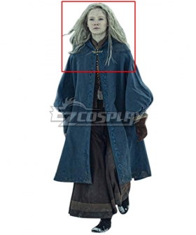 The Witcher TV 2019 Wild Hunt Ciri Cirilla Fiona Elen Golden Cosplay Wig