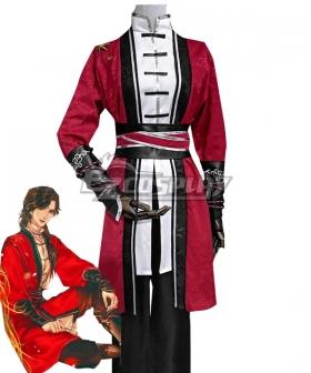 Tian Guan Ci Fu Heaven Official's Blessing Comics Hua Cheng Cosplay Costume