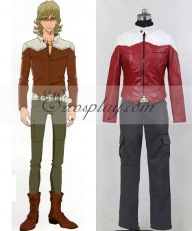 Tiger & Bunny Barnaby Brooks Jr Cosplay Costume