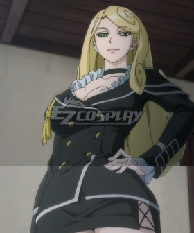 To The Abandoned Sacred Beasts Liza Uniform Cosplay Costume