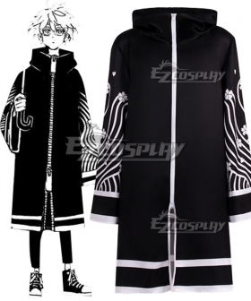 Tokyo Revengers Senju Kawaragi Senju Akashi Brahman Coat Cosplay Costume