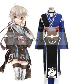 Touhou Project Morichika Rinnosuke cosplay costume