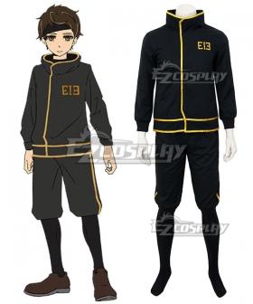Tower of God Jyu Viole Grace Twenty-Fifth Baam Black Cosplay Costume