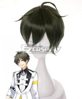 Tsukiuta. The Animation Yoru Nagatsuki Procellarum Green Cosplay Wig