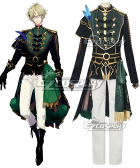Tsukiuta.THE ANIMATION 2 Haru Yayoi Six Gravity Cosplay Costume