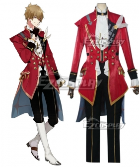 Tsukiuta.THE ANIMATION 2 Iku Kannaduki Procellarum Cosplay Costume