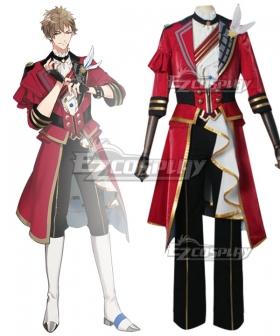 Tsukiuta.THE ANIMATION 2 Kai Fuduki Procellarum Cosplay Costume
