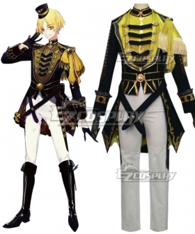 Tsukiuta.THE ANIMATION 2 Kakeru Shiwasu Six Gravity Cosplay Costume
