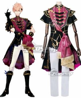 Tsukiuta.THE ANIMATION 2 Koi Kisaragi Six Gravity Cosplay Costume