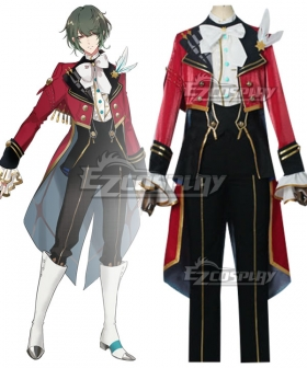 Tsukiuta.THE ANIMATION 2 Rui Minaduki Procellarum Cosplay Costume