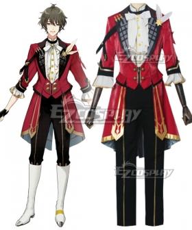 Tsukiuta.THE ANIMATION 2 Yoru Nagatsuki Procellarum Cosplay Costume