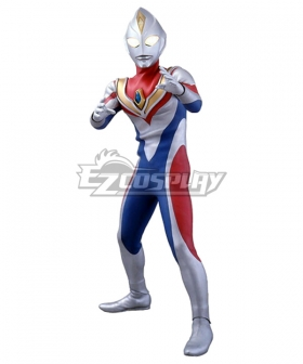 Ultraman Dyna Cosplay Costume