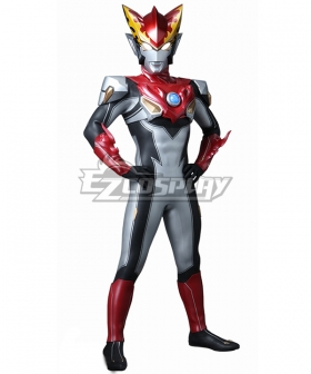 Ultraman Rosso Cosplay Costume