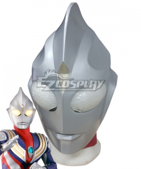 Ultraman Tiga Mask Cosplay Accessory Prop