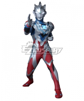 Ultraman Zett Zentai Jumpsuit Cosplay Costume